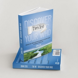 I'M IN! DISCOVER YOUR WHO BOOKS